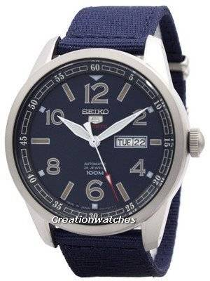 Seiko 5 Sports Automatic 24 Jewels Japan Made SRP623 SRP623J1 SRP623J Men's Watch