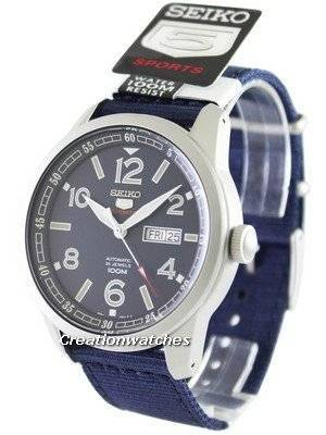 Seiko 5 Sports Automatic SRP623 SRP623K1 SRP623K Men's Watch
