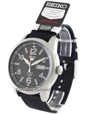 Seiko 5 Sports Automatic SRP625K1 SRP625K Men's Watch