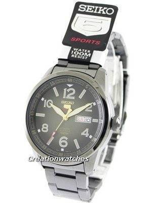 Seiko 5 Sports Automatic SRP631 SRP631K1 SRP631K Men's Watch