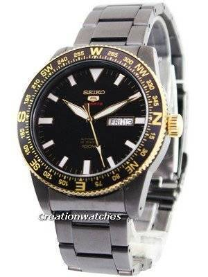 Seiko 5 Sports Automatic 24 Jewels SRP670 SRP670K1 SRP670K Men's Watch