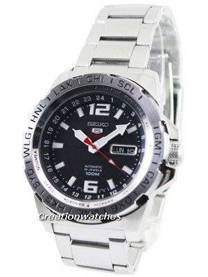 Seiko 5 Sports Automatic 24 Jewels 100M SRP683 SRP683K1 SRP683K Men's Watch