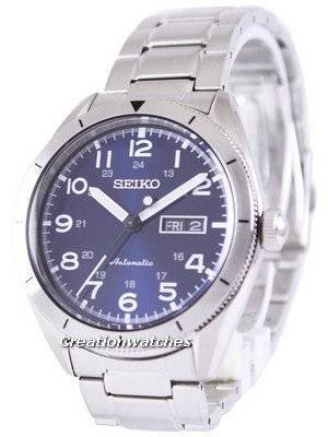Seiko Automatic Blue Dial 100M SRP707 SRP707K1 SRP707K Men's Watch