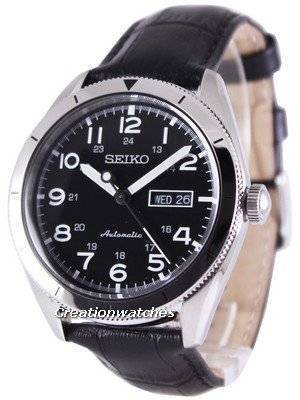 Seiko Automatic Black Dial 100M SRP715 SRP715K1 SRP715K Men's Watch