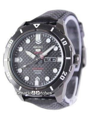 Seiko 5 Sports Limited Edition Automatic 24 Jewels 100M SRP721 SRP721K1 SRP721K Men's Watch