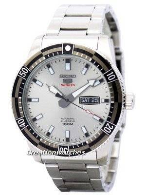 Seiko 5 Sports Automatic 24 Jewels SRP729 SRP729K1 SRP729K Men's Watch