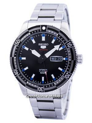 Seiko 5 Sports Automatic 24 Jewels Japan Made SRP733 SRP733J1 SRP733J Men's Watch