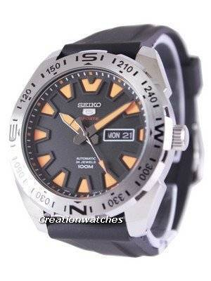 Seiko 5 Sports Automatic 24 Jewels SRP741 SRP741K1 SRP741K Men's Watch