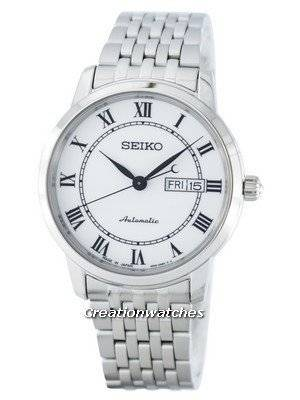 Seiko Presage Automatic 24 Jewels Japan Made SRP761 SRP761J1 SRP761J Men's Watch