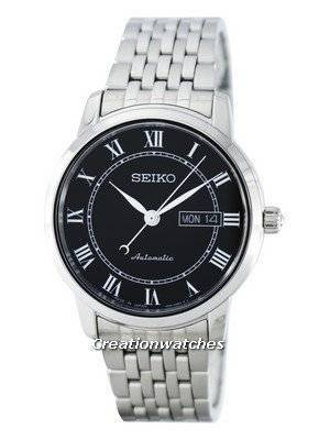 Seiko Presage Automatic 24 Jewels Japan Made SRP765 SRP765J1 SRP765J Men's Watch
