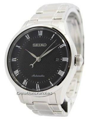 Seiko Automatic Black Dial SRP769 SRP769K1 SRP769K Men's Watch