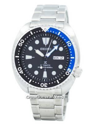 Seiko Prospex Turtle Automatic Diver's 200M SRP787 SRP787K1 SRP787K Men's Watch