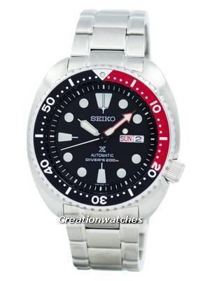 Seiko Prospex Turtle Automatic Diver's 200M SRP789 SRP789K1 SRP789K Men's Watch