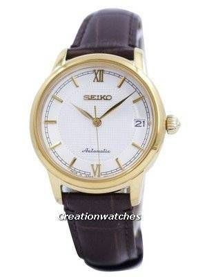 Seiko Presage Automatic 23 Jewels Japan Made SRP860 SRP860J1 SRP860J Women's Watch