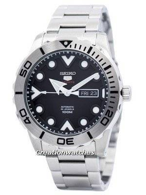 Seiko 5 Sports Automatic 24 Jewels SRPA03 SRPA03K1 SRPA03K Men's Watch