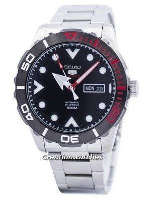 Seiko 5 Sports Automatic 24 Jewels SRPA07 SRPA07K1 SRPA07K Men's Watch