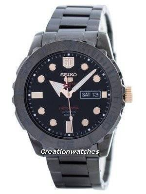 Seiko 5 Sports Limited Edition Automatic SRPA33 SRPA33K1 SRPA33K Men's Watch