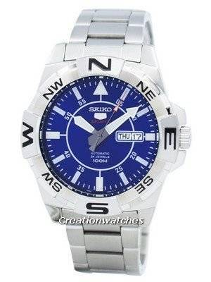Seiko 5 Sports Automatic 24 Jewels SRPA61 SRPA61K1 SRPA61K Men's Watch