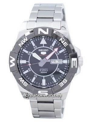 Seiko 5 Sports Automatic SRPA65 SRPA65K1 SRPA65K Men's Watch