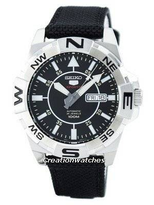 Seiko 5 Sports Automatic 24 Jewels SRPA69 SRPA69K1 SRPA69K Men's Watch