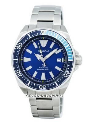 "Seiko Prospex ""BLUE LAGOON"" Automatic Diver's 200M Japan Made SRPB09 SRPB09J1 SRPB09J Men's Watch"