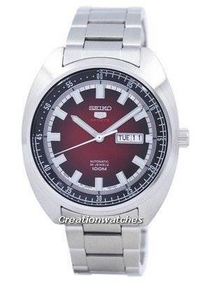 Seiko 5 Sports Automatic Japan Made SRPB17 SRPB17J1 SRPB17J Men's Watch
