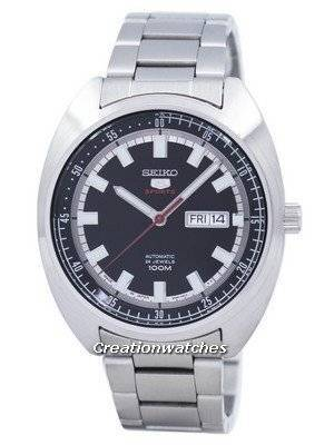 Seiko 5 Sports Automatic Japan Made SRPB19 SRPB19J1 SRPB19J Men's Watch