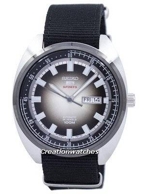 Seiko 5 Sports Automatic Japan Made SRPB23 SRPB23J1 SRPB23J Men's Watch