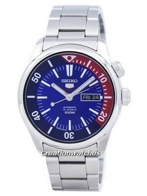 Seiko 5 Sports Automatic Japan Made SRPB25 SRPB25J1 SRPB25J Men's Watch