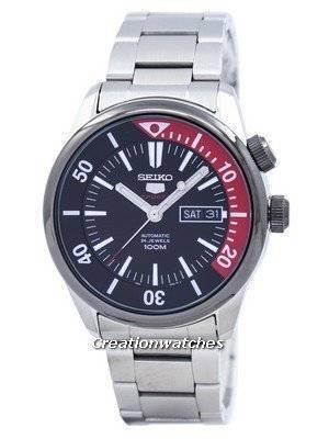 Seiko 5 Sports Automatic 24 Jewels SRPB29 SRPB29K1 SRPB29K Men's Watch