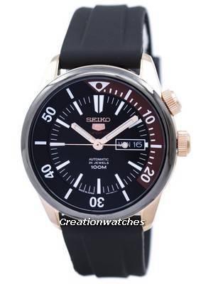 Seiko 5 Sports Automatic Japan Made SRPB32 SRPB32J1 SRPB32J Men's Watch