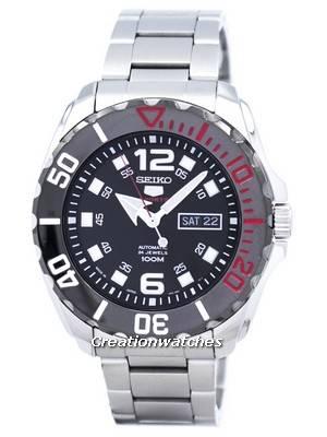 Seiko 5 Sports Automatic Japan Made SRPB35 SRPB35J1 SRPB35J Men's Watch