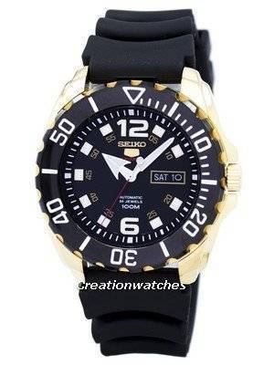 Seiko 5 Sports Automatic SRPB40 SRPB40K1 SRPB40K Men's Watch