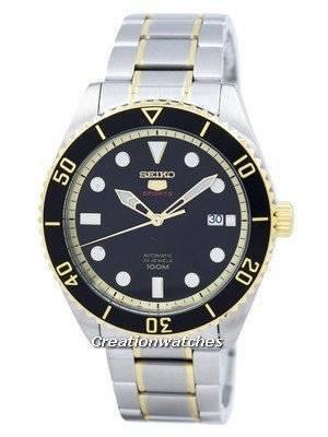 Seiko 5 Sports Automatic SRPB94 SRPB94K1 SRPB94K Men's Watch