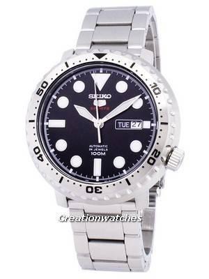 Seiko 5 Sports Bottle Cap Automatic SRPC61 SRPC61K1 SRPC61K Men's Watch