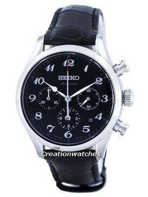 Seiko Presage Limited Edition Automatic Chronograph Japan Made SRQ021 SRQ021J1 SRQ021J Men's Watch