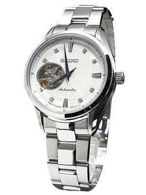 "Seiko Automatic ""PRESAGE"" SRRY009 Swarovski® Women's Watch"