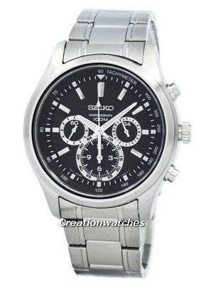 Seiko Chronograph SRW001P1 SRW001P SRW001 Mens Watch