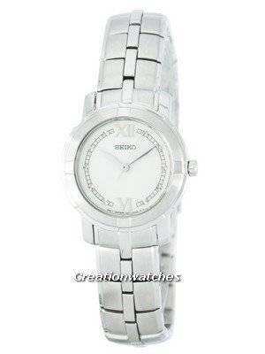 Seiko Quartz Crystal Accent SRZ377 SRZ377P1 SRZ377P Women's Watch