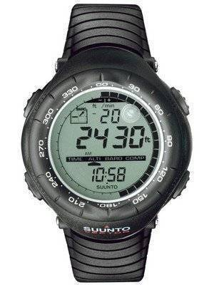 Suunto Vector Black Digital Outdoor Sport SS010600110 Watch