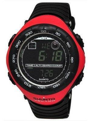 Suunto Vector Red Outdoor Sport SS011516400 Watch