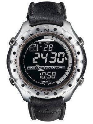 Suunto X-Lander Black Digital SS012197310 Watch