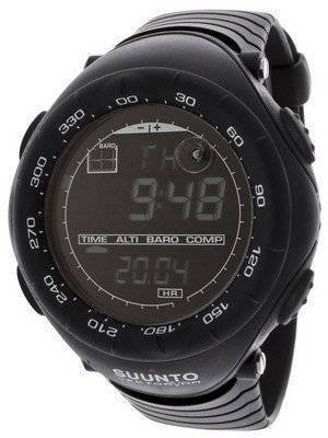Suunto Vector HR Black Digital SS015301000 Watch