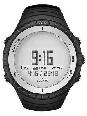 Suunto Core Glacier Gray Digital SS016636000 Watch