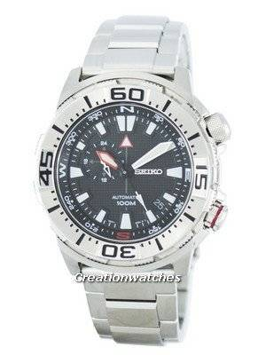 Seiko Automatic SSA057 SSA057K1 SSA057K Men's Watch