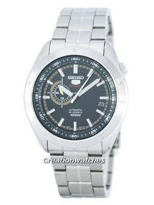 Seiko 5 Sports Automatic 24 Jewels SSA063 SSA063K1 SSA063K Men's Watch