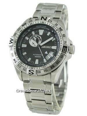 Seiko Superior Automatic SSA091 SSA091K1 SSA091K Mens Watch