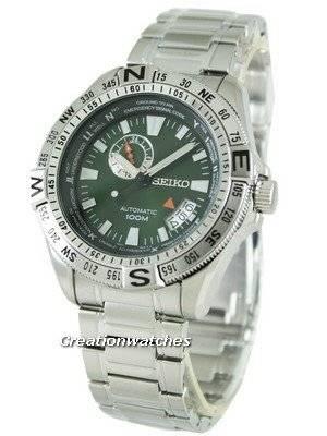 Seiko Superior Automatic SSA093 SSA093K1 SSA093K Mens Watch