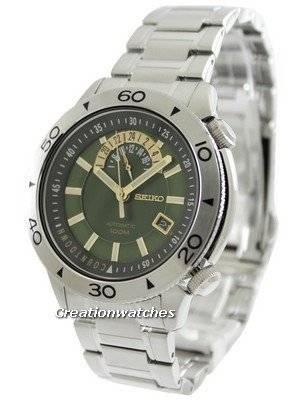 Seiko Superior Automatic SSA179 SSA179K1 SSA179K Men's Watch
