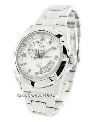 Seiko Automatic 24 Jewels 100M SSA217K1 SSA217K SSA217